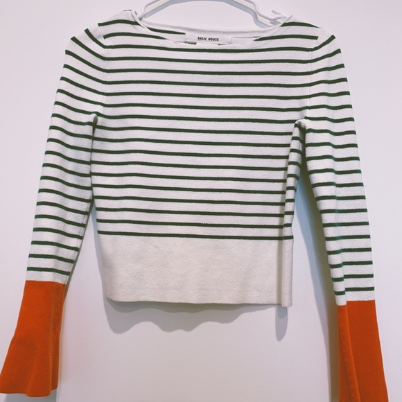 Basic House Tops - knitted cotton top